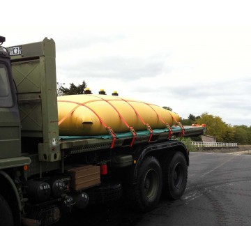 Citerne souple 10000 L pour transport d'eau et distribution d'eau