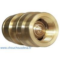 Désemboueur clarificateur d'eau DRAG'EAU DS-D25 débit 70 L/min