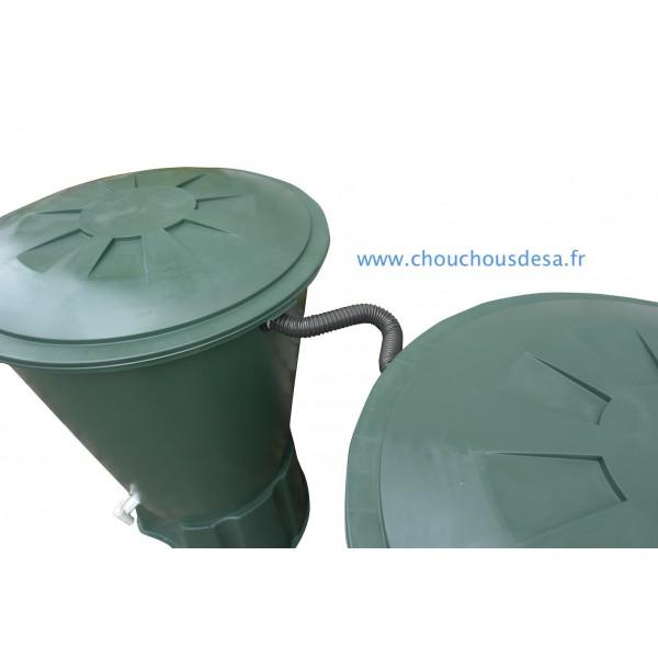 Kit de jumelage de r servoir d 39 eau hors sol flex confort - Reservoir d eau de pluie ...