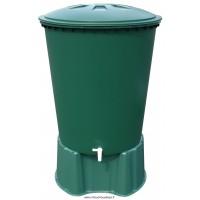 Cuve cylindrique 510 L Garantia pour la récupération d'eau de pluie