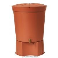 Kit cuve 300 L Toscana Garantia pour récupération de l'eau de pluie