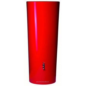 Réservoir Garantia Color Tomato avec robinet et collecteur