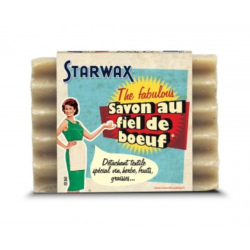 Savon au fiel de boeuf détachant naturel Starwax