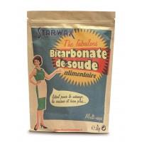 Bicarbonate de soude alimentaire Starwax sachet de 1 Kg