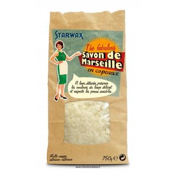 Copeaux de savons de Marseille Starwax 750 gr