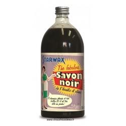 Savon noir à l'huile d'olive 1 L Starwax