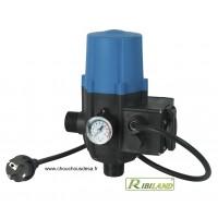Pressostat Acqua Control Pro pour pompe Ribiland