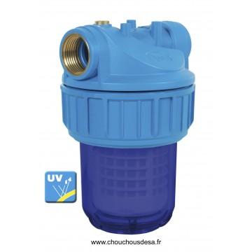 Filtre à eau avant pompe avec filtration 50 microns lavable