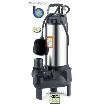 pompe de relevage 750 w syst me vortex pour eaux vannes. Black Bedroom Furniture Sets. Home Design Ideas