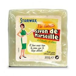 Savon de Marseille à l'huile d'olive 300 gr