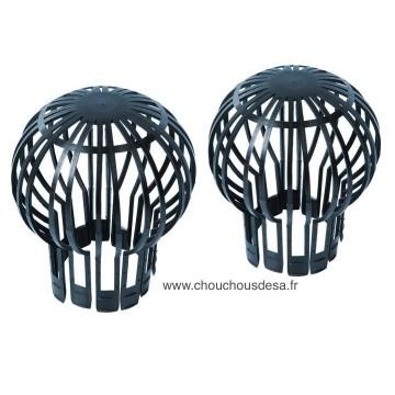 crapaudine ou filtre pour descente de goutti re chouchousdesa. Black Bedroom Furniture Sets. Home Design Ideas