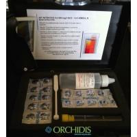 Kit d'analyse des Nitrates dans l'eau Orchidis