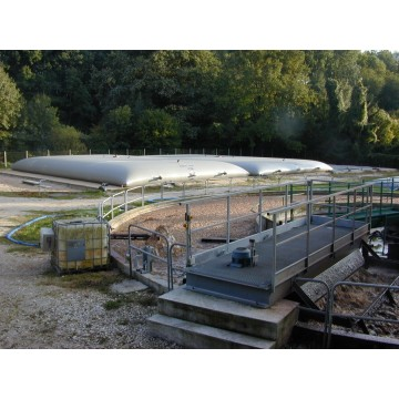 Citerne souple effluents 150 m³ Labaronne Citaf