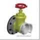 Equipement de la citerne souple Labaronne Citaf pour effluents liquides