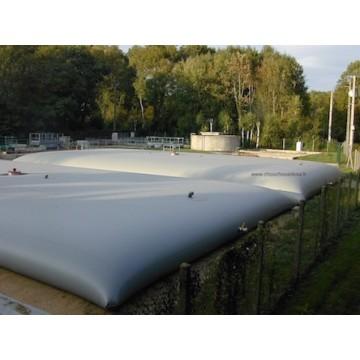 Citerne souple 250 m³ effluents liquides Labaronne Citaf