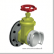 Equipement de la citerne souple 250 m³ pour effluents liquides