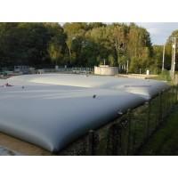 Citerne souple 300 m³ pour stockage d'effluents liquides
