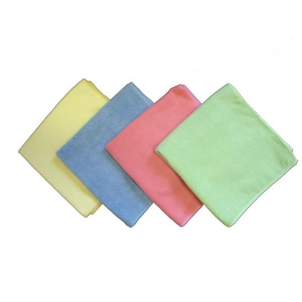 Chiffon microfibre PRO multi-usages 40 X 40 cm