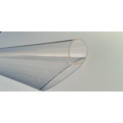 Tube quartz diamètre 34 mm L 870 mm pour lampe UV Alfaa