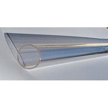 Gaine quartz diamètre 44 mm L 388 mm pour lampe UVc