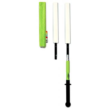 Kit microfibre poussière Delta Flex multi-directionnel