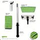 Un équipement microfibre complet pour le nettoyage des vitres