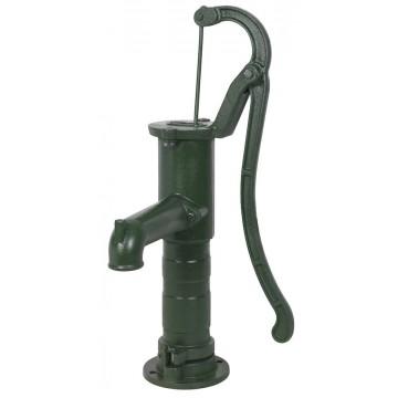 Pompe à bras en fonte à poser pour puits ou réservoir