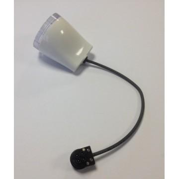 adaptateur douille pour lampe uvc pl l 2g11 chouchousdesa. Black Bedroom Furniture Sets. Home Design Ideas