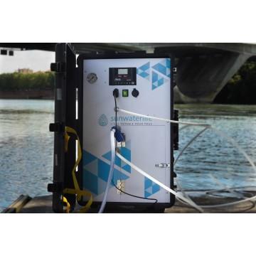 Aqualink Trip Sunwaterlife potabilisation d'eau solaire et mobile
