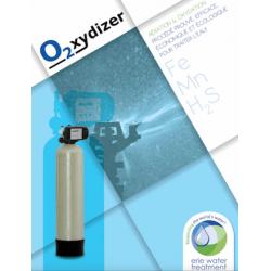 Déferriseur et démanganisation d'eau 0xydizer