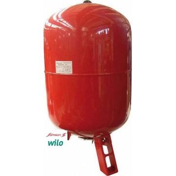 Ballon 100 L Wilo Salmson à vessie pour expansion et surpression