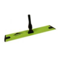 Support pour bandeau microfibre Delta 40 cm à bandes Velcro