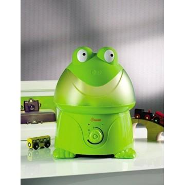 Humidificateur ultrasonique CRANE grenouille pour chambre d'enfant