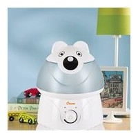 Humidificateur ultrasonique CRANE Chauncy l'ours pour chambre d'enfant