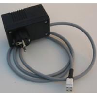 Bloc prise ballast intégré pour lampe UV  4PSE T5/4 de 4 à 16W
