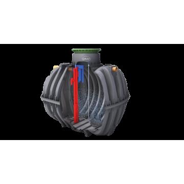 Micro-station d'épuration 7 EH EasyOne GRAF assainissement autonome