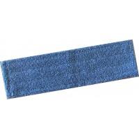Microfibre sols double textures, mop ou bandeau Delta pour le lavage des sols