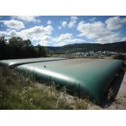 Citerne souple 1000 m³ réserve incendie certifiée NF QB-CSTB et TÜV