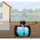 Implantation de la cuve à enterrer 1600 L 4RAIN Garantia