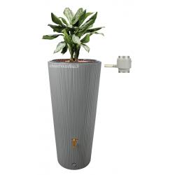 Réservoir 220 L Linus Garantia avec bac à plantes et collecteur