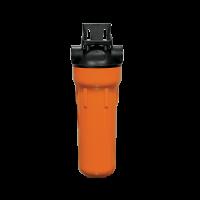 Porte filtre pour filtration d'eau chaude avec filtre 5 microns