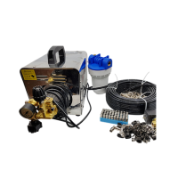 Brumisateur haute pression 18 buses et son équipement ESA 3EC