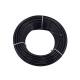 25 m de tube 1/4 HP noir pour Brumisateur Haute-pression