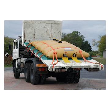 Citerne souple 10 m³ pour transport d'eau et distribution d'eau