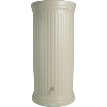 Réservoir 330 L colonne romaine Garantia avec robinet et collecteur