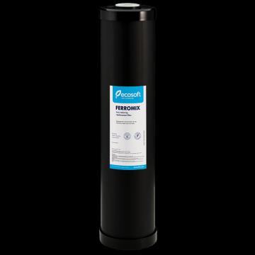 Filtre Ferromix Ecosoft pour traiter le Fer dans l'eau