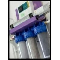 Station SKID ECOSTREAM 1 avec lampe UVc Alfaa pour potabilisation de l'eau