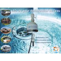 LED UV 12V GERMI UV pour potabilisation bactériologique de l'eau