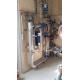 Mise en situation Réacteur DW 1150 Bio-UV pour eau de réseau débit 13m3/h