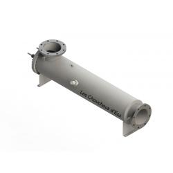 Générateur BIO-UV DW 1150 pour eau de réseau débit 13 m3/h